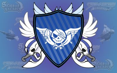 Blue Rogues Emblem by I-2