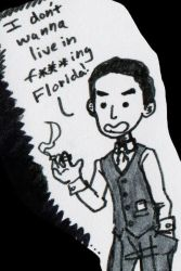 Florida by sweet-suzume