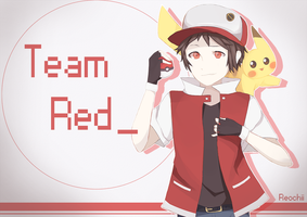 Team Red by Reo-chii
