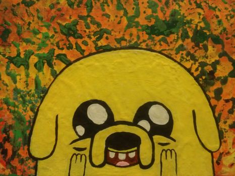Jake The Dog by insubstansiate