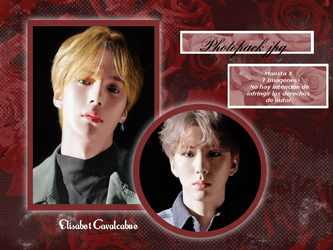 Monsta X Photopack 1 by ElisabetCavalcabue