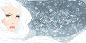 Snow Queen by lanitta