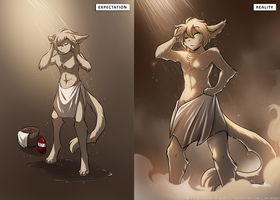 Shower Keith by Twokinds