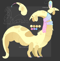 random creature adopt (closed) by GOD-LIKES-ME