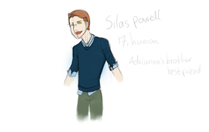 Silas Powell ref by Agowilt