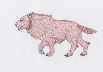 Sabertooth by Pepples93