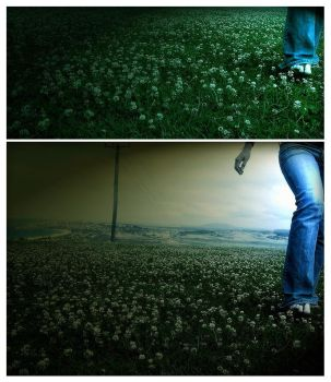 grass stains on my jeans by holding-nothing-back