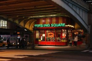 Pershing Square - Grand Central Station by wafitz