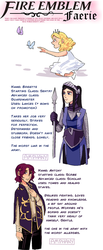 Fire Emblem Faerie (fangame) by Amphany