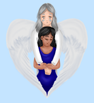 One day your angel will come by Ama-Lemuria
