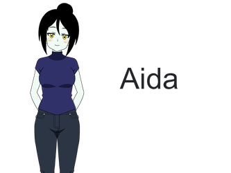OC Profile: Aida by PumpkinLOL