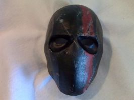 Army of Two SS1 version 2 mask by dragostat2