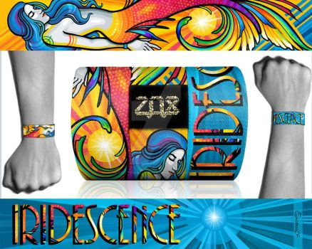 Iridescence ZOX. by Dustywallpaper