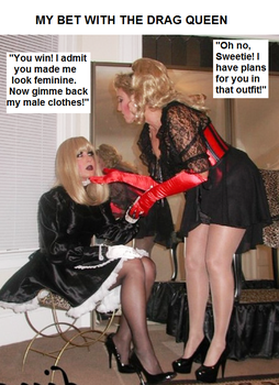 My Bet With The Drag Queen # 6 by crayle2