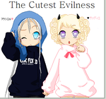 The cutest evilness by MadnessCat