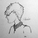 Gavin from Infinite Spiral by Foxistant