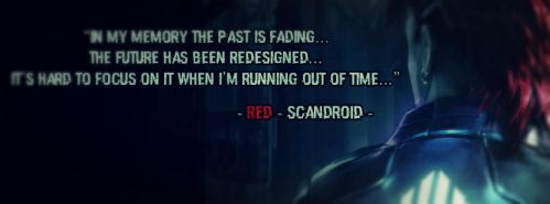 Red - The Past is Fading... [FB Cover] by 972oTeV