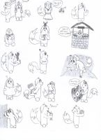 Neoko Doodles 5 by 6SeaCat9
