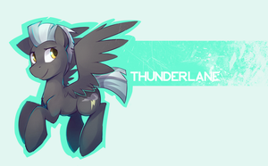 Thunderlane. by Keponii