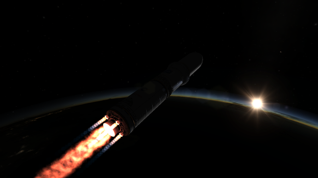 KSP - Into A New Tomorrow by Shroomworks