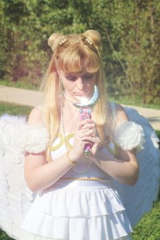 The Moon Princess (Serenity Cosplay) by GlowingSnow