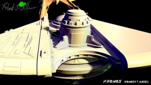 My Version Of Kronos 1 Study Model part 57 by XFozzboute