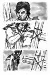 Daryl Dixon page 1 by nathanobrien