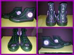Sailor Saturn converse by emily-sinner-1995