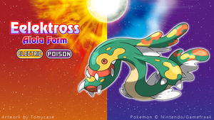 Eelektross Alola Form