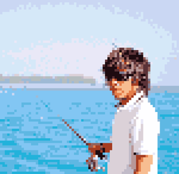 Pixelated Me by bedeviere