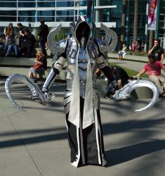 Malthael Cosplay by Lisa-Lou-Who
