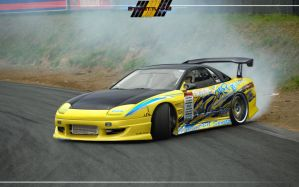 3000 GT Drift by MurilloDesign