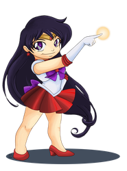 Sailor Mars by chanimated