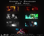 Undead's Ravenger PSD Pack by DeviousGFX