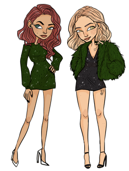 Emerald by PearlChelle