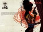 Modesty Blaise by MarinaVeselinovic