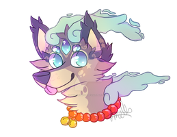 (C)~Aster by squeaks4evr