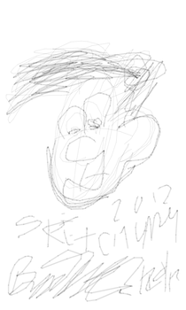 Sketchuary 2012-20 by twmfrntman