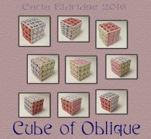 Cube of Oblique by Mattsma