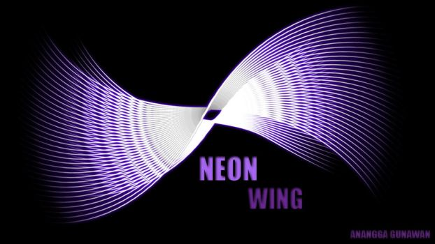 Neon Wing by anggaa