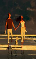 Walk with me. by PascalCampion