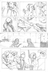 X-Men sample pg2 by theDougArthur