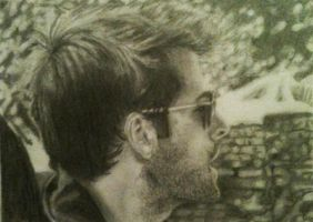 Misha Collins by Grace5150
