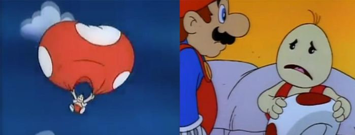 Is Toad's Head a Hat or a Head? by Al-Guien