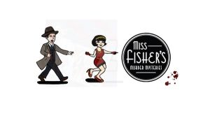 Miss Fisher and Jack Robinson by LuffyNoTomo