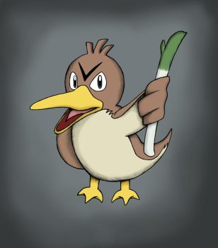 FarFetch'd by shahuskies