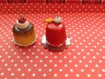 Jelly and flan charm by sosogirl123