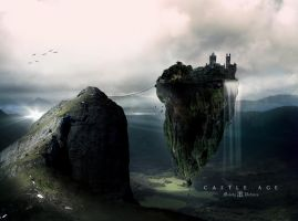 Castle Age by MelodyPictures