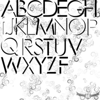 Font by AHDesigner