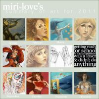 .2011 Summary of Art. by Lii-chan